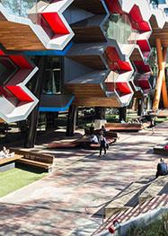 La Trobe University Melbourne Campus